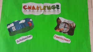 """Challenge """"Schlüsselqualifikationen"""""""