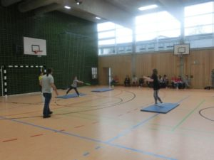 Read more about the article Baseball – Sporttag 2019