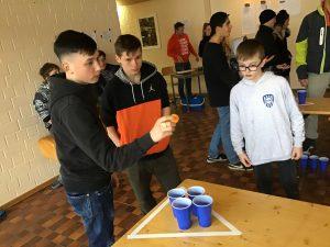 Peer-Pong Turnier 2020