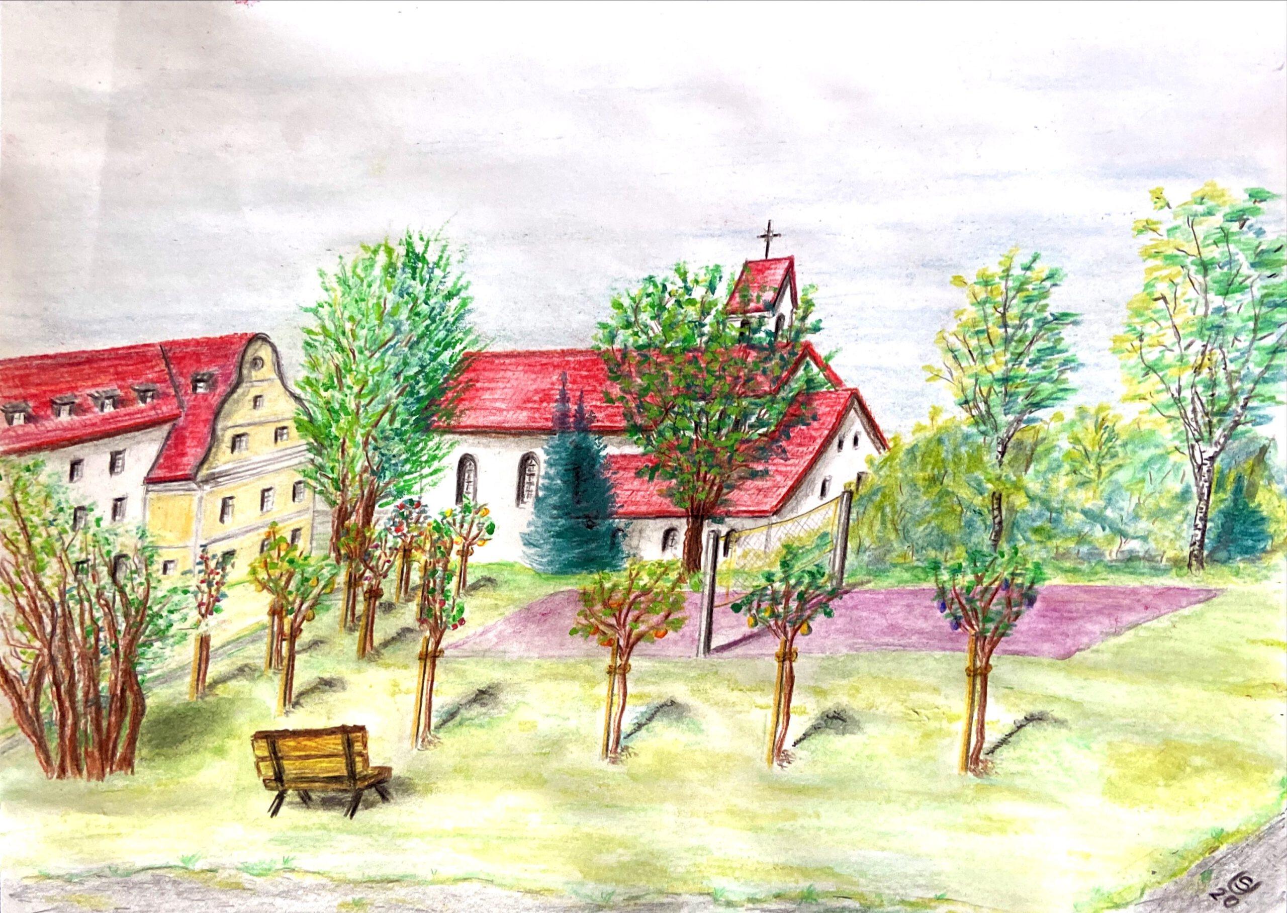 Umweltprojekt – Obstbäume für den Klimaschutz